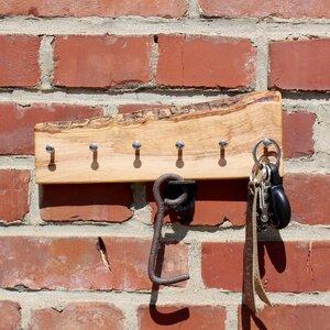 Schlüsselbrett aus Olivenholz - Mitienda Shop