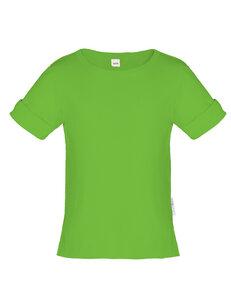 Kurzarm-Shirt - mitwachsend | 122-128 - CHARLE - sustainable kids fashion