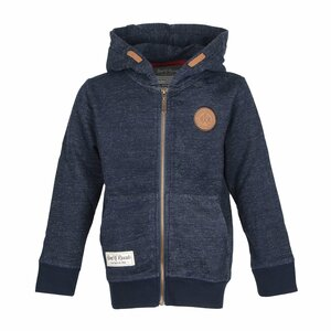 Denim Zip Hooded - Band of Rascals