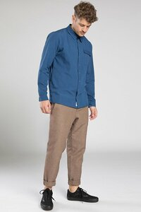 """Hose """"Kopon"""" light in walnussbraun  - [eyd] humanitarian clothing"""