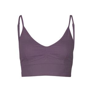 MARINE UNI - Damen - Bra/Bustier/Croptop für Yoga aus Biobaumwolle - Jaya
