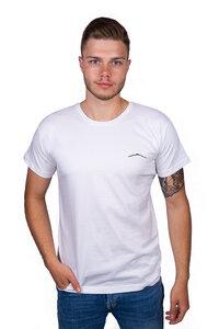 """Herren T-Shirt """"Kili White"""" aus Biobaumwolle - Matema"""
