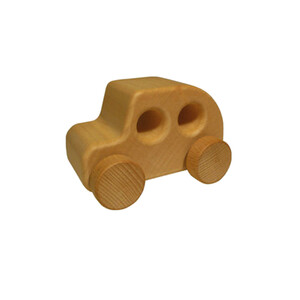 Spielzeugauto Flitzer aus Holz 10cm - Mitienda Shop