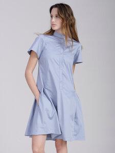 Tia Dress/ Bio-Baumwolle/ Minimal - Re-Bello