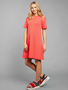 Rosa Dress / Buche & Bio-Baumwolle / Minimal - Re-Bello