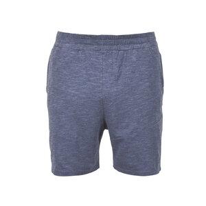 AXEL MELANGE - Männer - lockere Shorts für Yoga und Freizeit aus Biobaumwolle - Jaya