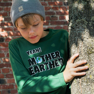 Mother Earther Longsleeve - Band of Rascals