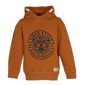 Tiger Style Hooded - Band of Rascals
