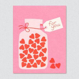 Grußkarte Liebestrank - Lisa Jones