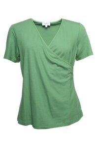 """T-Shirt aus Bambus-Fasern und Bio-Baumwolle """"LB-012 Philine solid"""" - Lykka du Nord"""