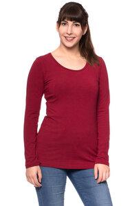 TSC LERRY doppellagiges Umstands- und Stillshirt aus Baumwolle (Bio) - Milchshake