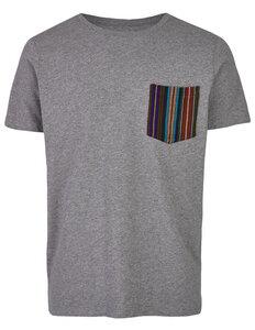Basic Bio Taschen T-Shirt (men) Fineline II - Brandless