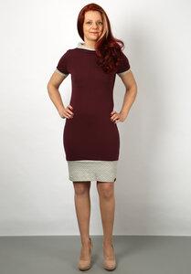 Jerseykleid Roibusch - Die rote Zora