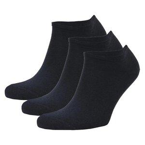 3er Set Bambus Sneaker Socke Herren Damen Bambussocken - Opi & Max