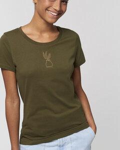 Shirt- Reine Bio-Baumwolle -  /  little things are big - Kultgut