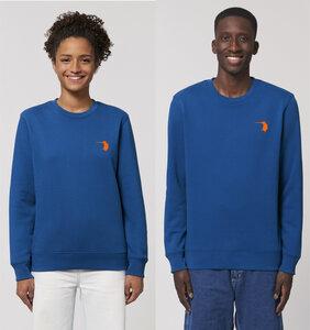 Original Stitch Sweatshirt Unisex - REDNIB