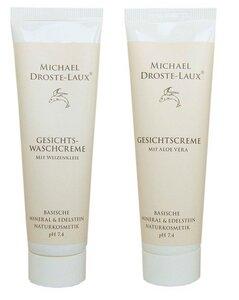 basisches Gesichtspflege-Set (Waschcreme + Gesichtscreme) - Michael Droste-Laux