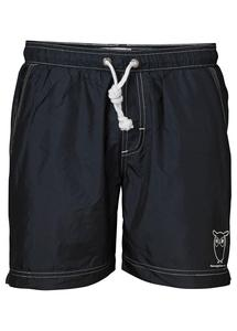 Swim Shorts Total Eclipse - KnowledgeCotton Apparel