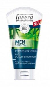 Men sensitiv 2in1 Dusch-Shampoo - Lavera