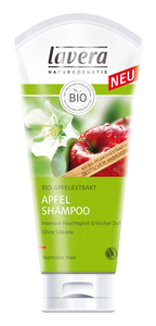 Apfel-Shampoo silikonfrei - Lavera