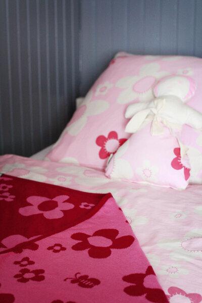 ingegerd bettw sche blume rosa avocadostore. Black Bedroom Furniture Sets. Home Design Ideas