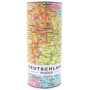 Deutschlandkarte Bundesländer, Puzzle 1000 Teilen, Deutschland Puzzle - Extragoods