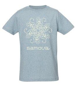 """Samova Kinder T-Shirt aus Bio-Baumwolle """"SHINE ON"""" EDITION - samova"""