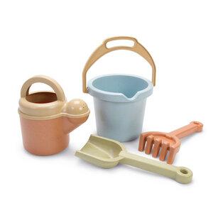 BIO Sandspielzeug, Spielzeug 4er Sandset - Mitienda Shop