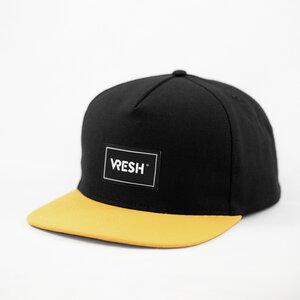 SB Cap 5P - Black - Vresh Clothing