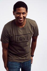 LOVE LIVE MEN T-SHIRT - PAPALAPUB