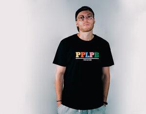 PPLPB COLOR  MEN T-SHIRT - PAPALAPUB