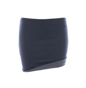 TESSI UNI - Damen - Tube-Skirt/Minirock für Yoga und Freizeit aus Biobaumwolle  - Jaya