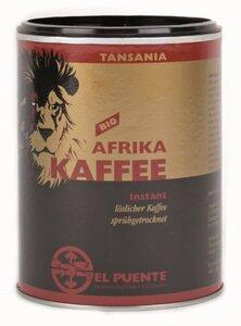 Afrika-Kaffee - El Puente