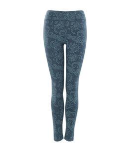 LEELA - Damen - Leggings für Yoga und Freizeit aus Biobaumwolle - Jaya