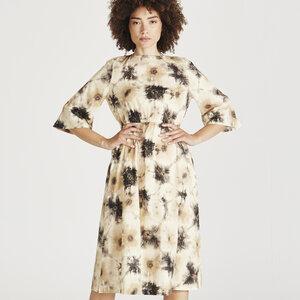 Kimono-Kleid AMELIE aus Bio-Baumwolle - stoffbruch