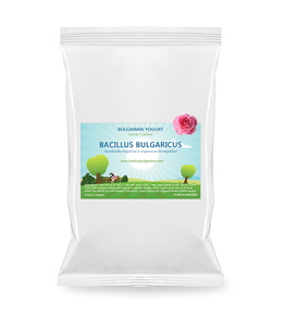 Bulgarische Rosen-Joghurtkulturen - Naturjoghurt mit Rosenextrakt selber machen - Bacillus Bulgaricus