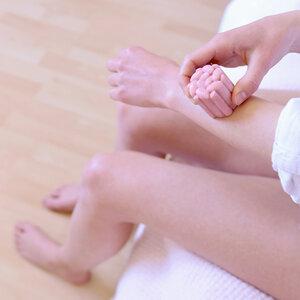 Feste Kakaobutter – Iris & Tonka Bohne – für deine Hautpflege - Lamazuna