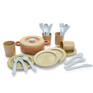 Bio Spielzeug Geschirr, Zubehör Kinderküche, Geschenkbox - Mitienda Shop