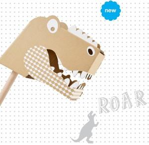 flatout frankie - little roar head - Dinosaurier Pappspielzeug - flatout frankie