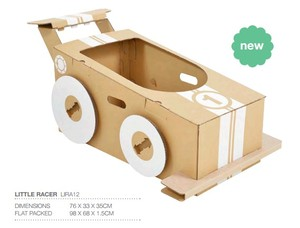Flatout Frankie - little racer - Rennwagen - flatout frankie