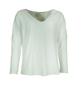 Sophia V-Neck-Shirt - Antichi