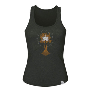 Pachamama - Siebdruck Tank-Top  - Sacred Designs