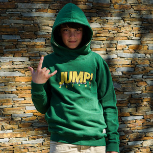 Jump Hooded - Band of Rascals