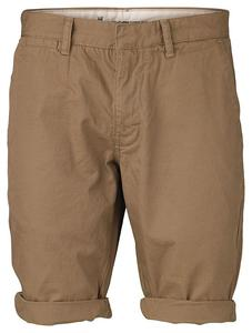 Twisted Twill Shorts Tuffet - KnowledgeCotton Apparel