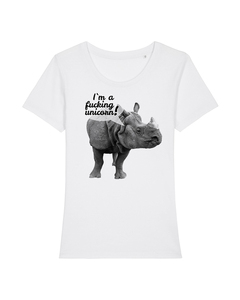 I'm a fucking unicorn | T-Shirt Damen - wat? Apparel