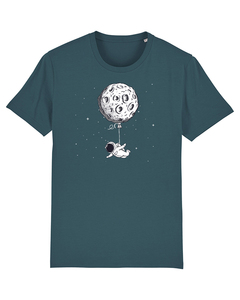 Funny Spaceman | T-Shirt Herren - wat? Apparel