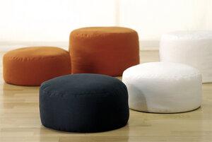Prolana  Sitz-und Meditationskissen 100 % kbA Baumwolle mit Dinkelspelzfüllung - Prolana