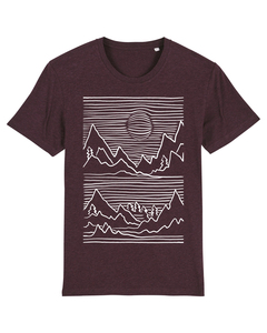 Mountains | T-Shirt Herren - wat? Apparel