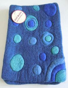 Tablet - Tasche aus 100% Schafswolle - short'n'pietz