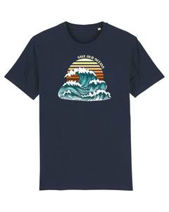 Save Our Oceans | T-Shirt Herren - wat? Apparel